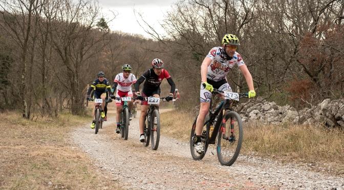 Približuje se kolesarski 8. Kras Kros Mtb